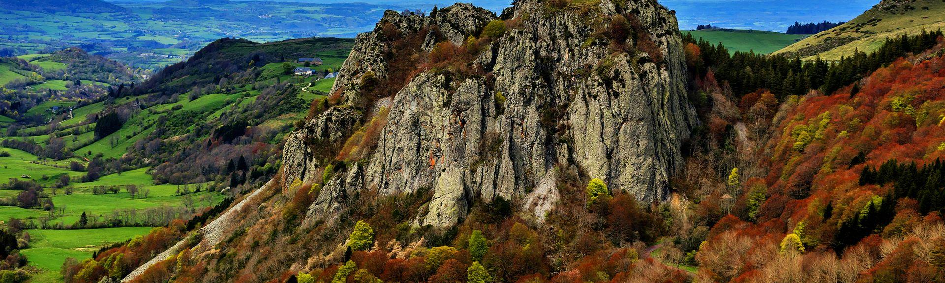 Mont-Dore, Auvergne-Rhône-Alpes, Frankrijk