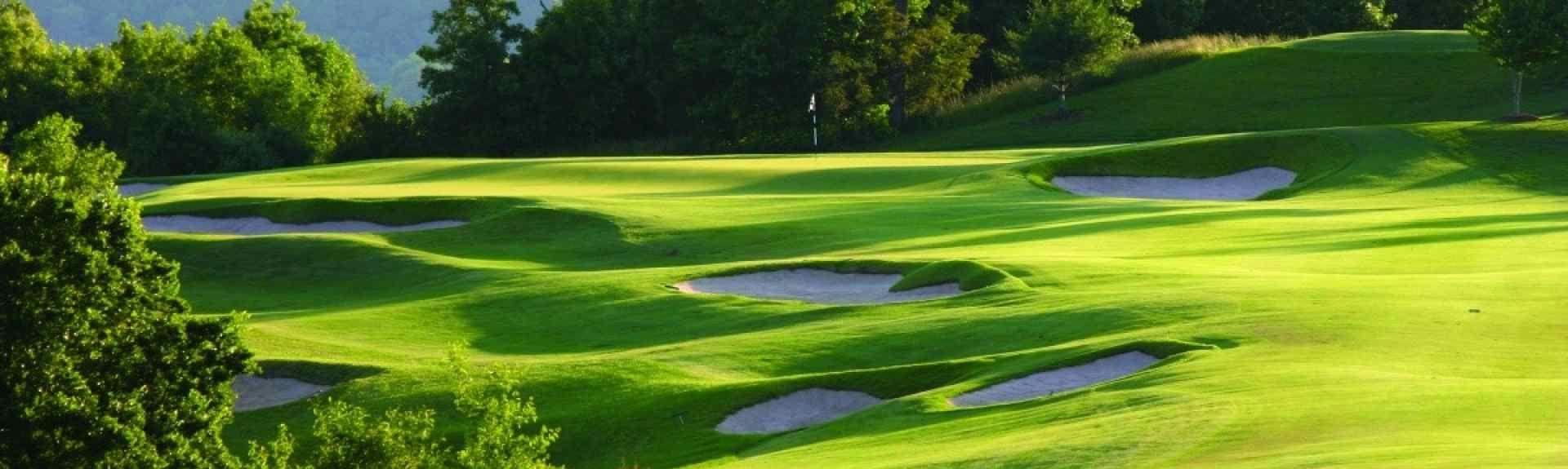 Thousand Island Golf Resort, Branson, MO, USA