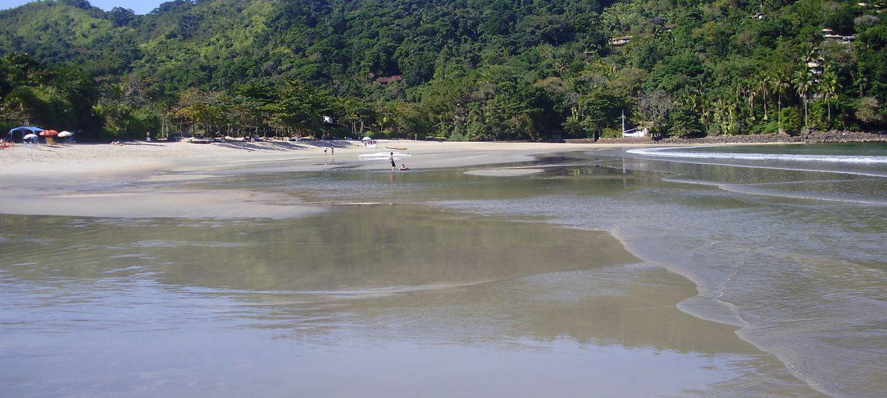 Praia de Juquehy, São Sebastião, São Paulo, BR