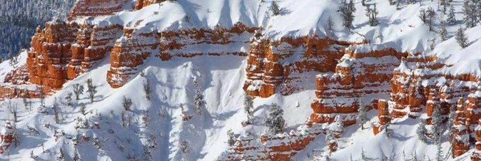 Parowan Gap Petroglyphs, Utah, United States