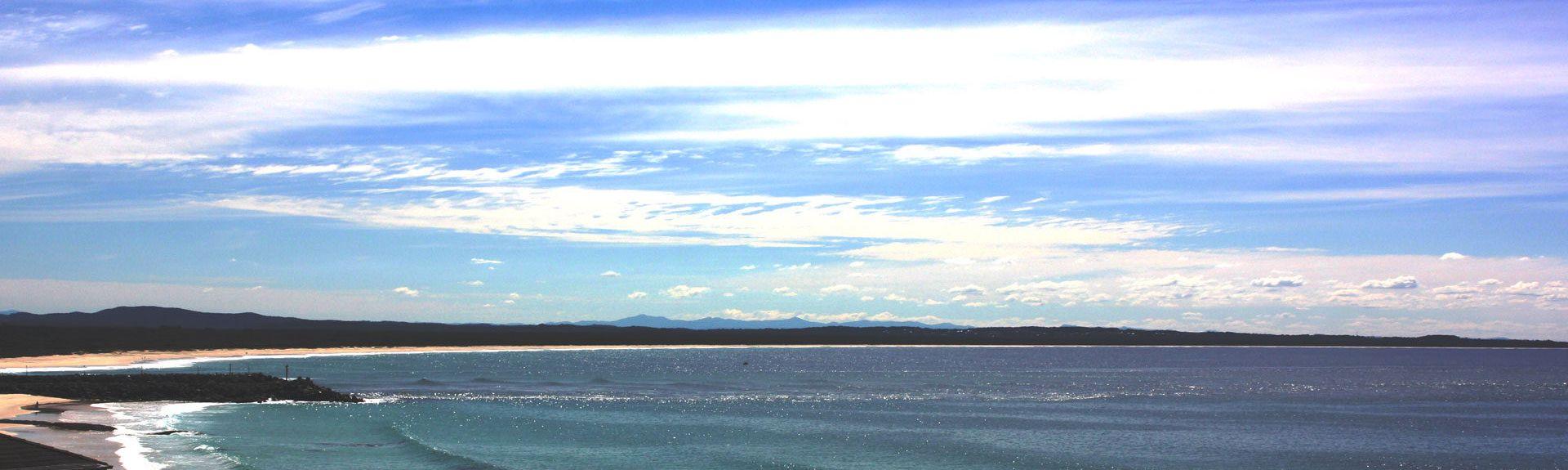 Black Head Beach, NSW, Australia