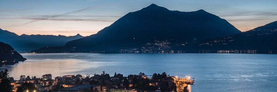 Gera Lario, Lombardiet, Italien