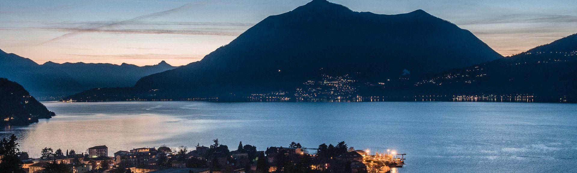 Gera Lario, Lombardei, Italien