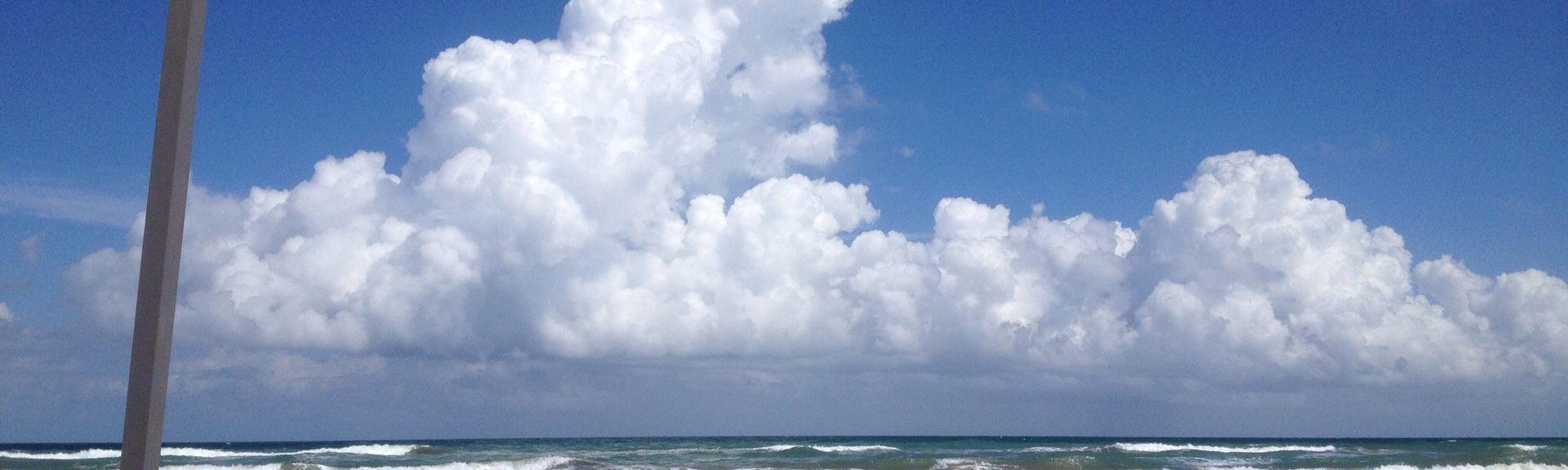 Bahia Mar (Isla del Padre, Texas, Estados Unidos)