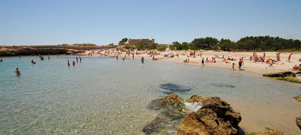 Les Tres Cales, Catalogne, Espagne