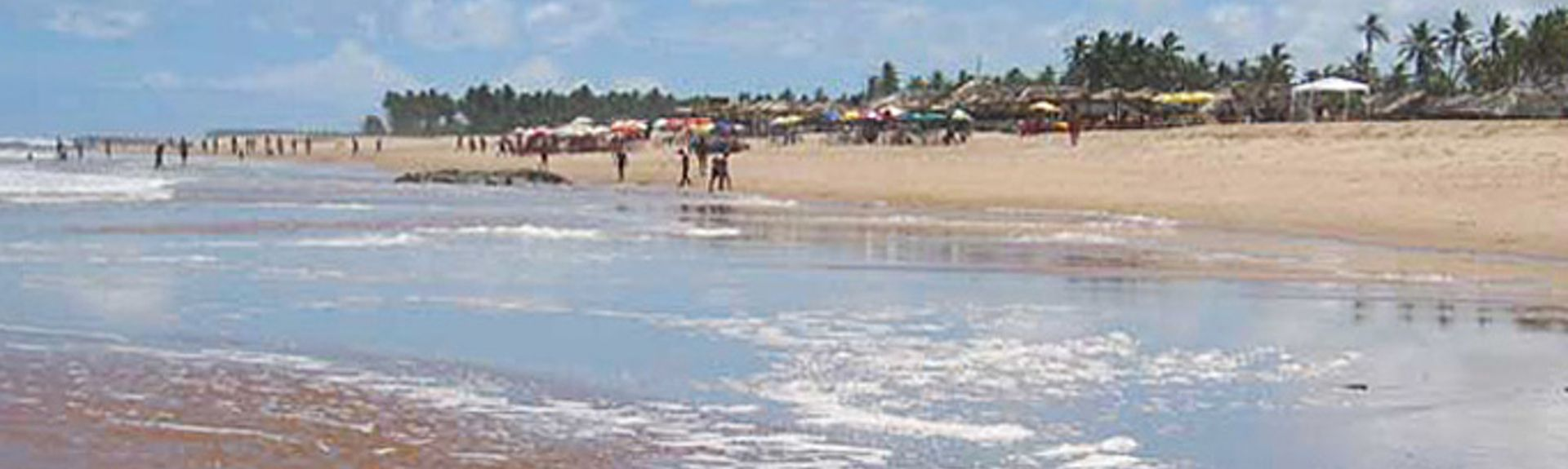 Barra do Jacuípe, Camaçari, Bahia, Brasilien