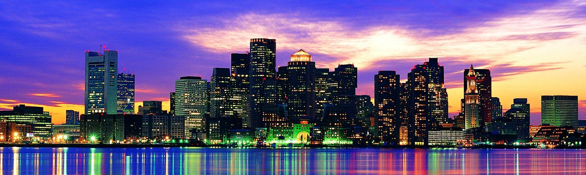 Quartier Fenway–Kenmore, Boston, Massachusetts, États-Unis d'Amérique