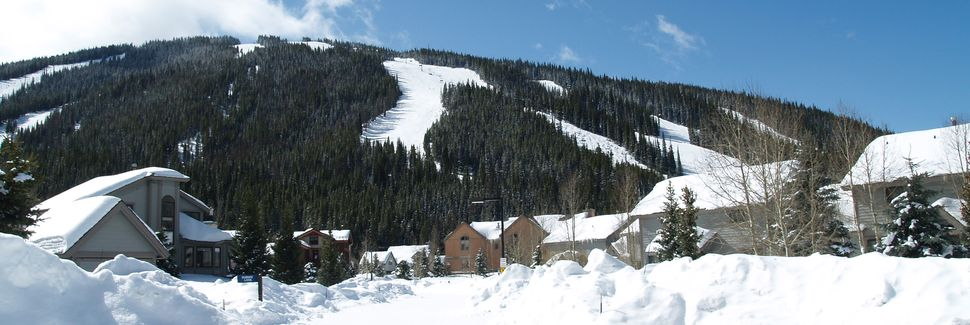 East Village at Copper, Copper Mountain, Colorado, États-Unis d'Amérique