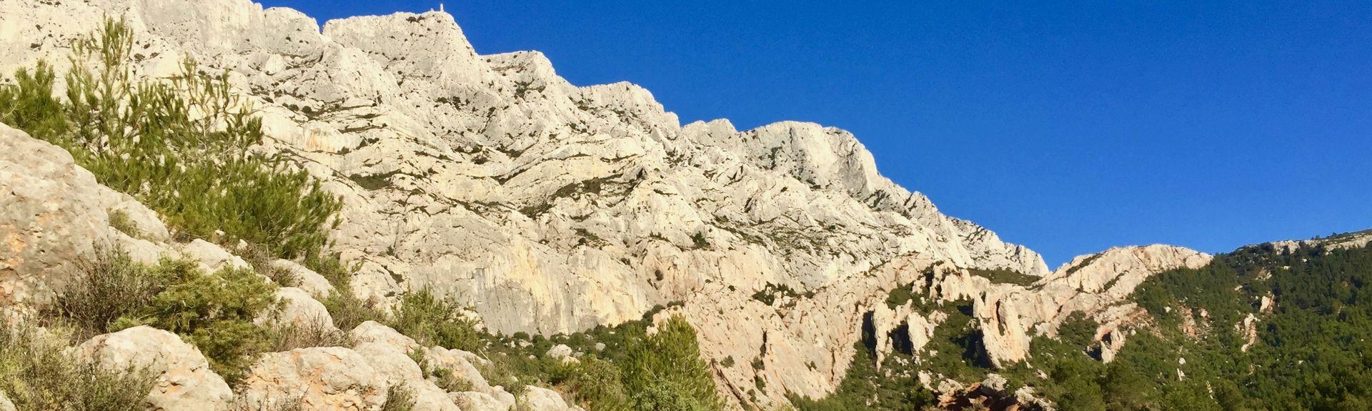Couronne Urbaine, Aix-en-Provence, Provenza-Alpi-Costa Azzurra, Francia