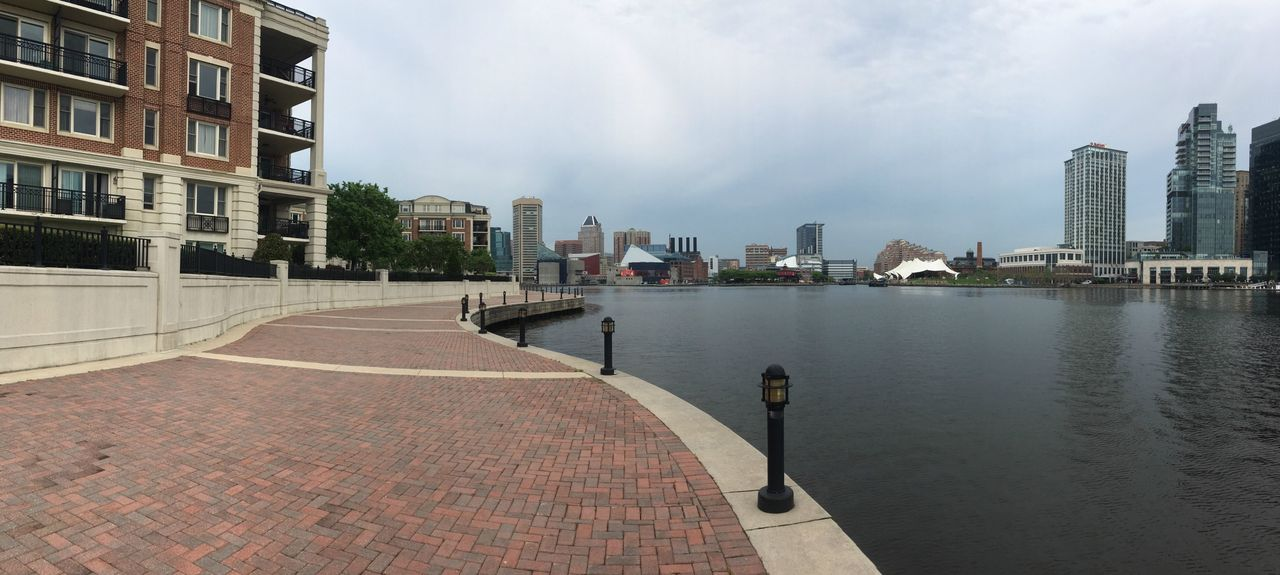 Inner Harbor, Balt, Maryland, United States