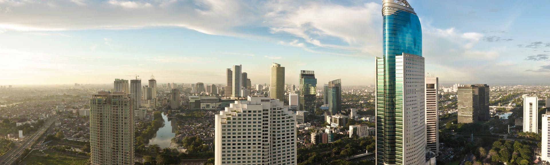 Jakarta, Jakarta, Indonesien