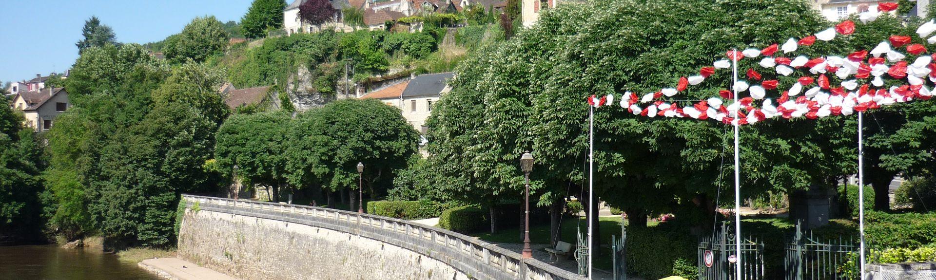 Le Lardin-Saint-Lazare, Dordogna, Francia