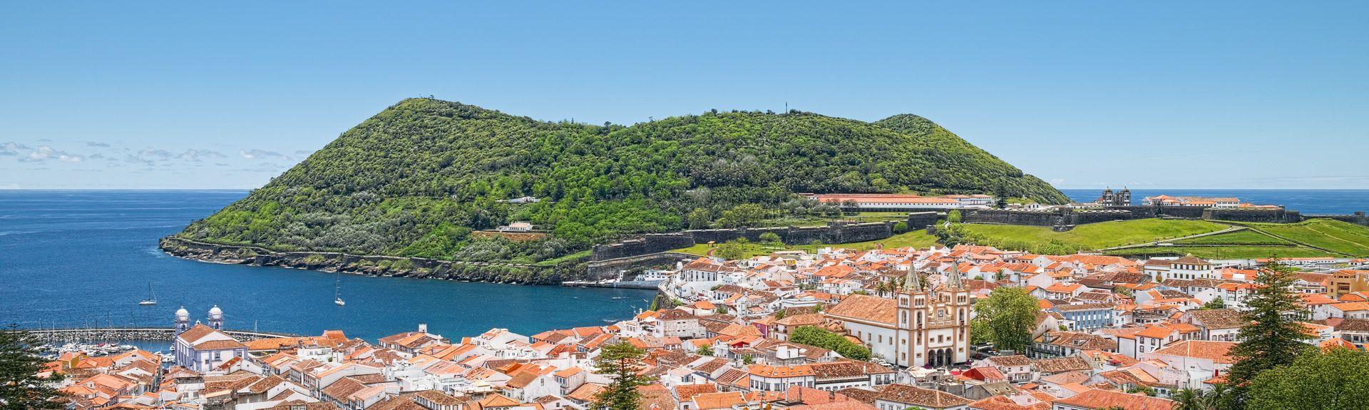 Ile de Terceira, Açores, Portugal