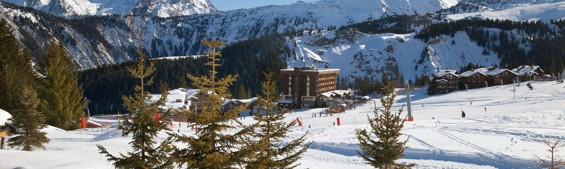 Courchevel 1850, Saint-Bon-Tarentaise, France