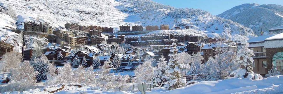 Le Pas de la Case, Andorre