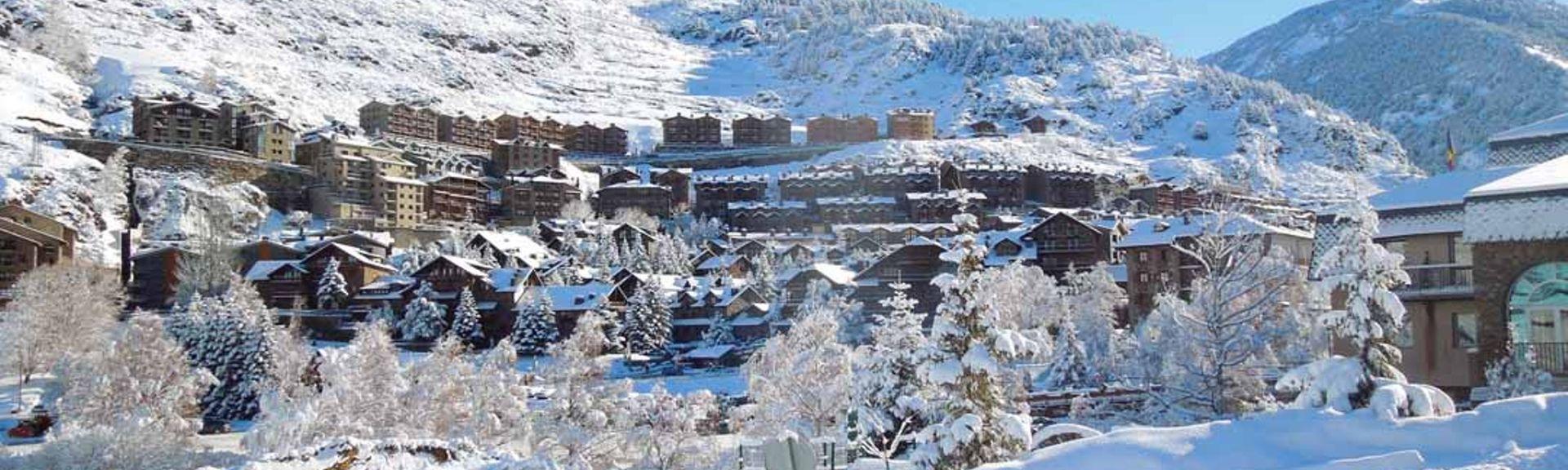 Pas de la Casa, Encamp, Andorra