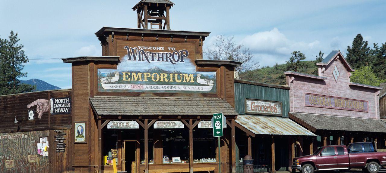 Winthrop, WA, USA