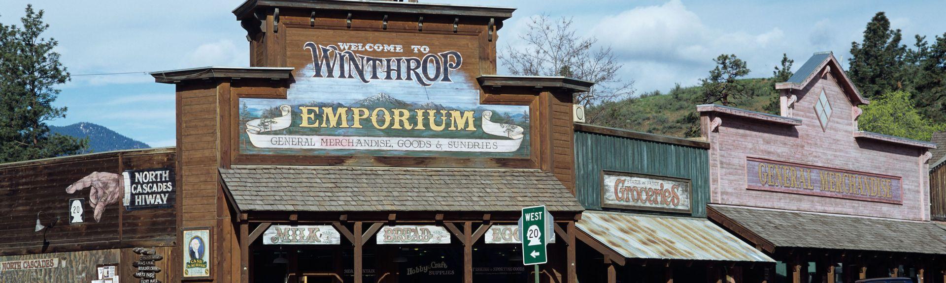 Winthrop, Washington, United States