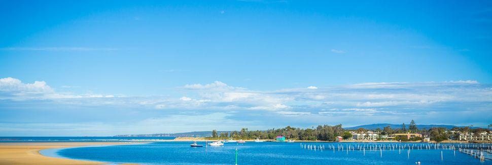 Tathra Beach Country Club, Tathra, Nouvelle-Galles-du-Sud, Australie