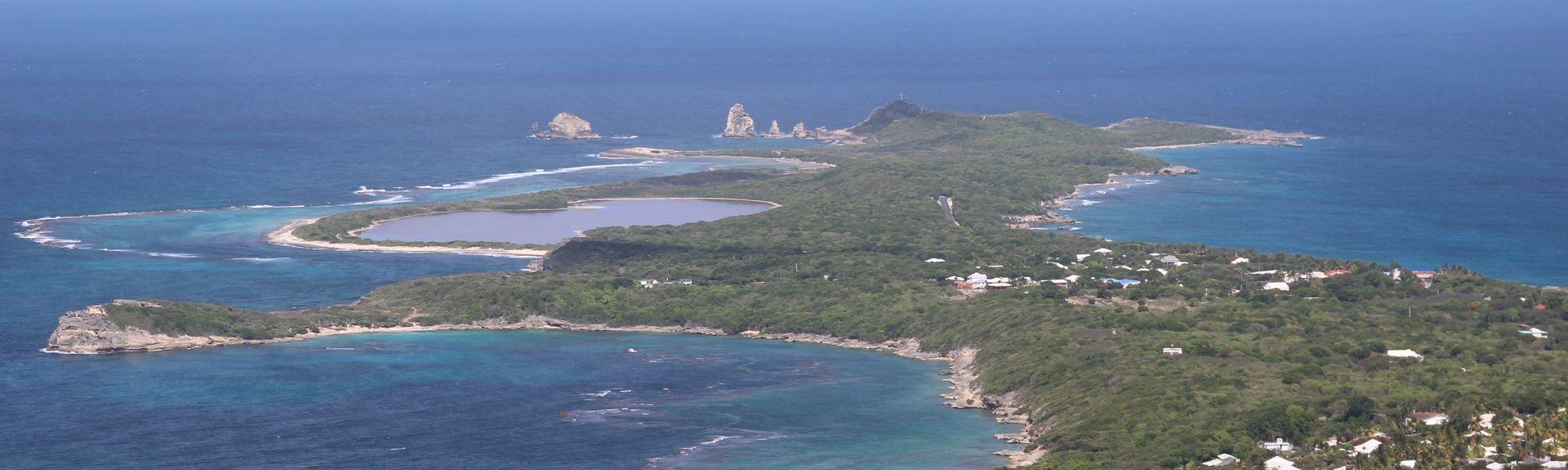 Golf International de Saint-François (Golfplatz), Saint-François, Grande-Terre, Guadeloupe