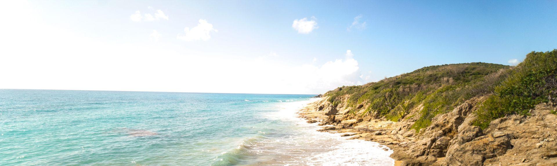 Νησί Vie'ues, Πουέρτο Ρίκο