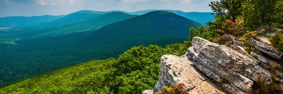 Vest-Virginia, Forente Stater