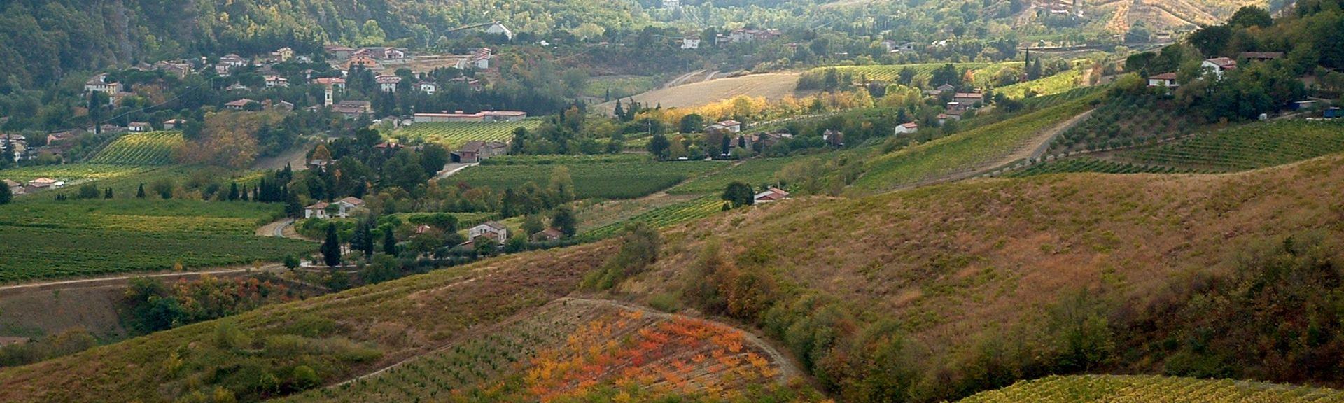 Modigliana, Emilia-Romagna, Italia