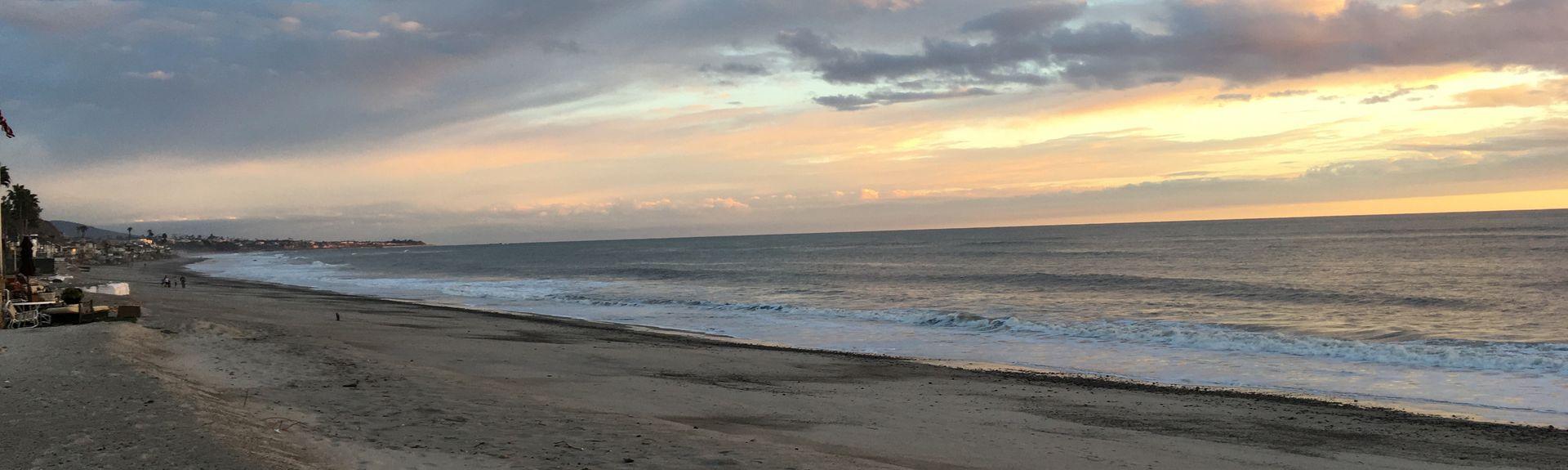 Playa estatal de San Onofre, California, Estados Unidos