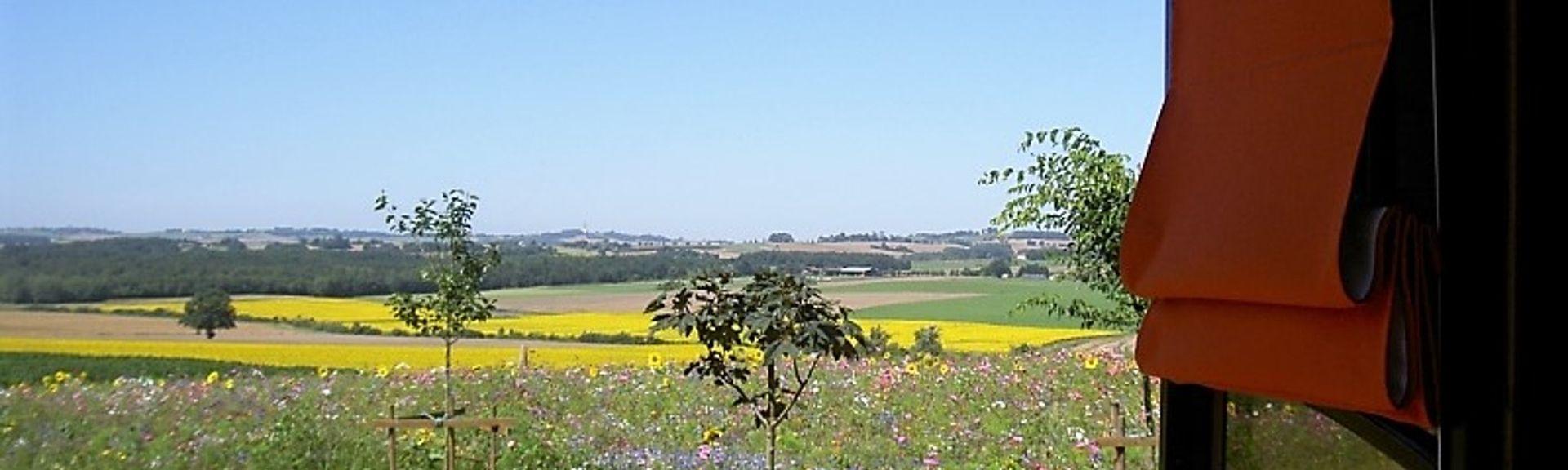 Mauroux, Bastides de Lomagne, Occitanie, Frankrijk
