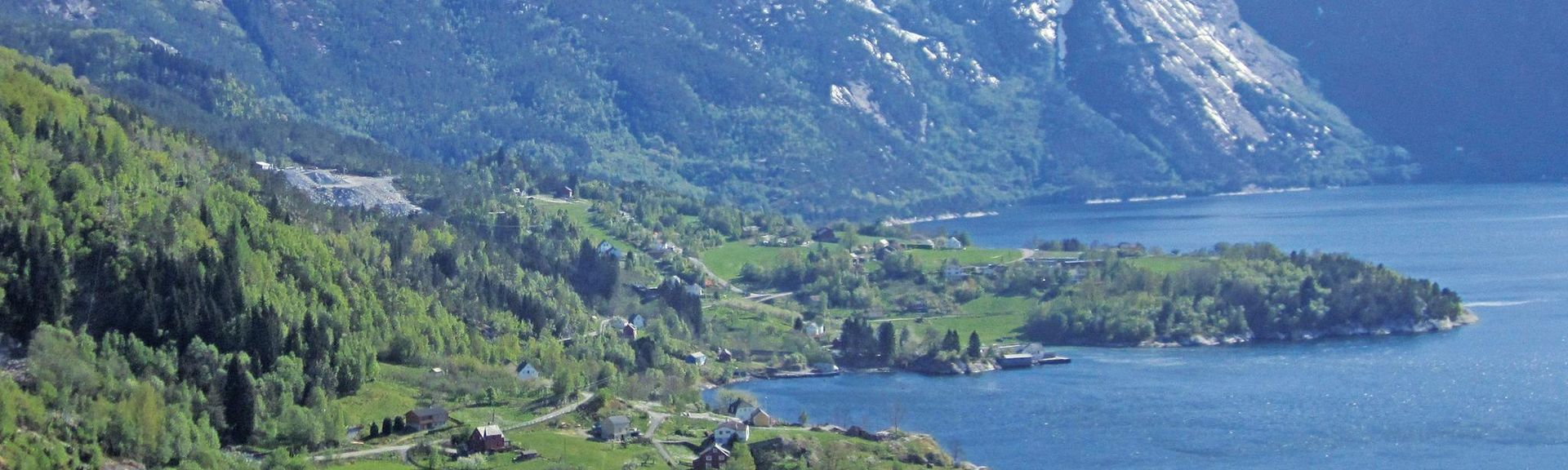 Oystese, Kvam, Vestland, Norway