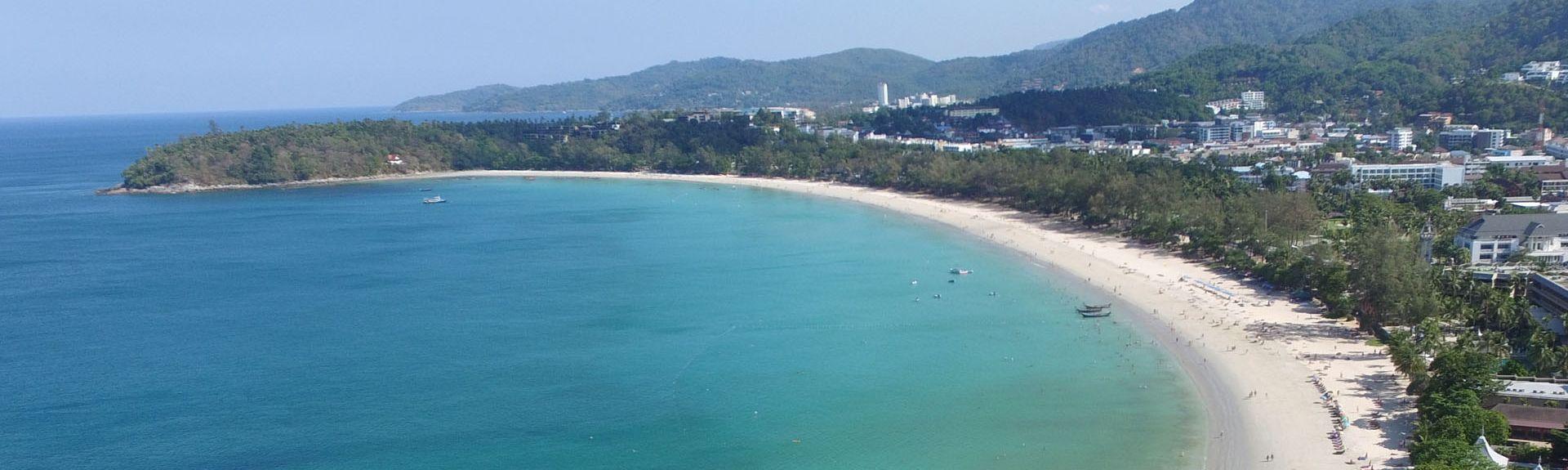 Kamalan ranta, Kamala, Phuket (provinssi), Thaimaa