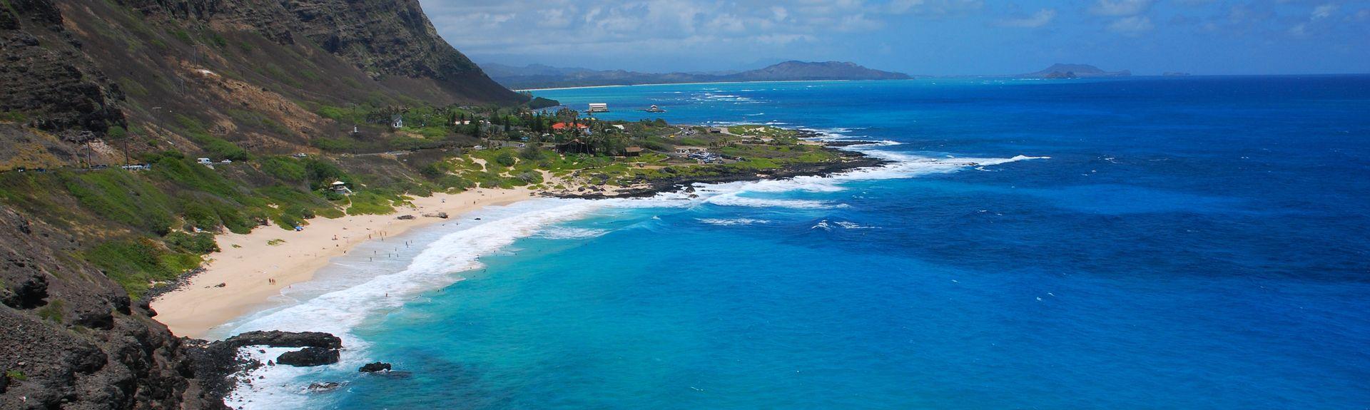 Mamala Bay Golf Course, Joint Base Pearl Harbor-Hickam, Hawaii, United States