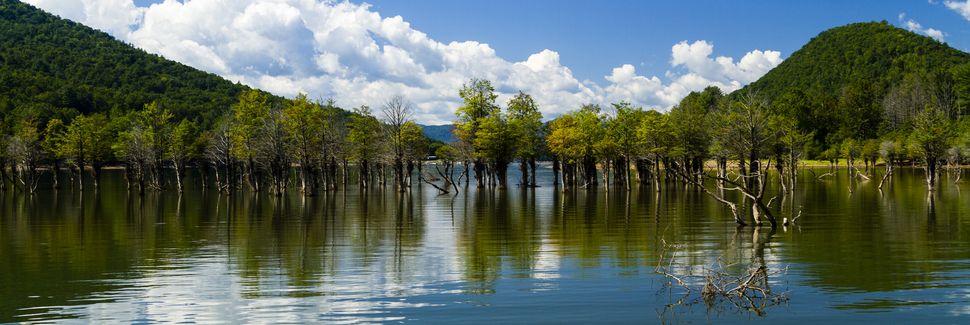 Watauga Lake, Cherokee National Forest, Tennessee, USA