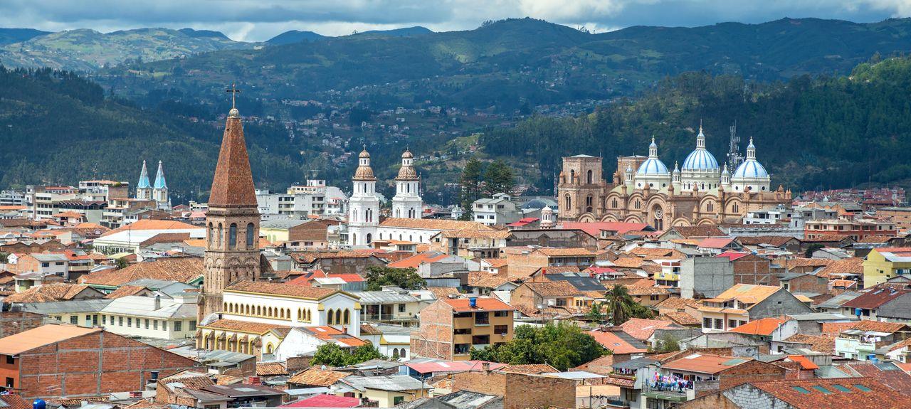 Cuenca, Provinz Azuay, Ecuador