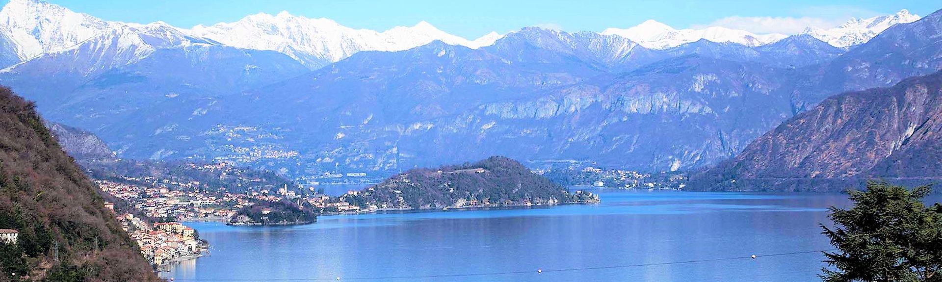 Plesio, Lombardie, Italie