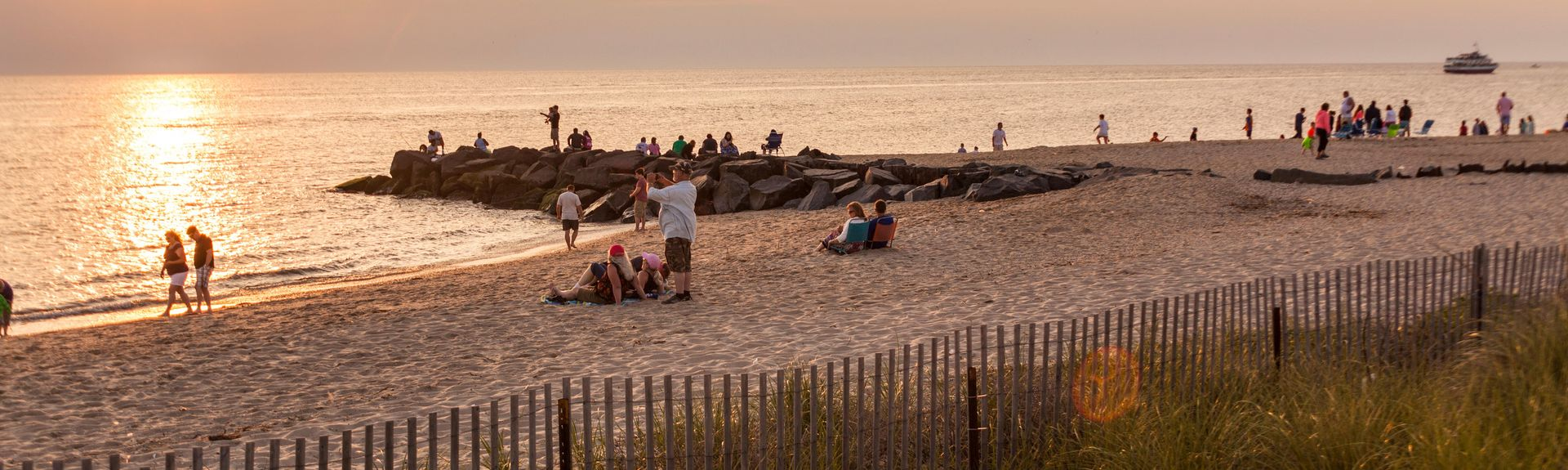 Sunset Beach, Cape May, New Jersey, United States of America