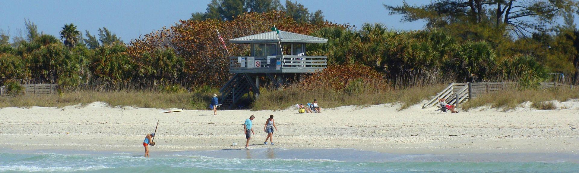 Nokomis Beach, Nokomis, Florida, Estados Unidos