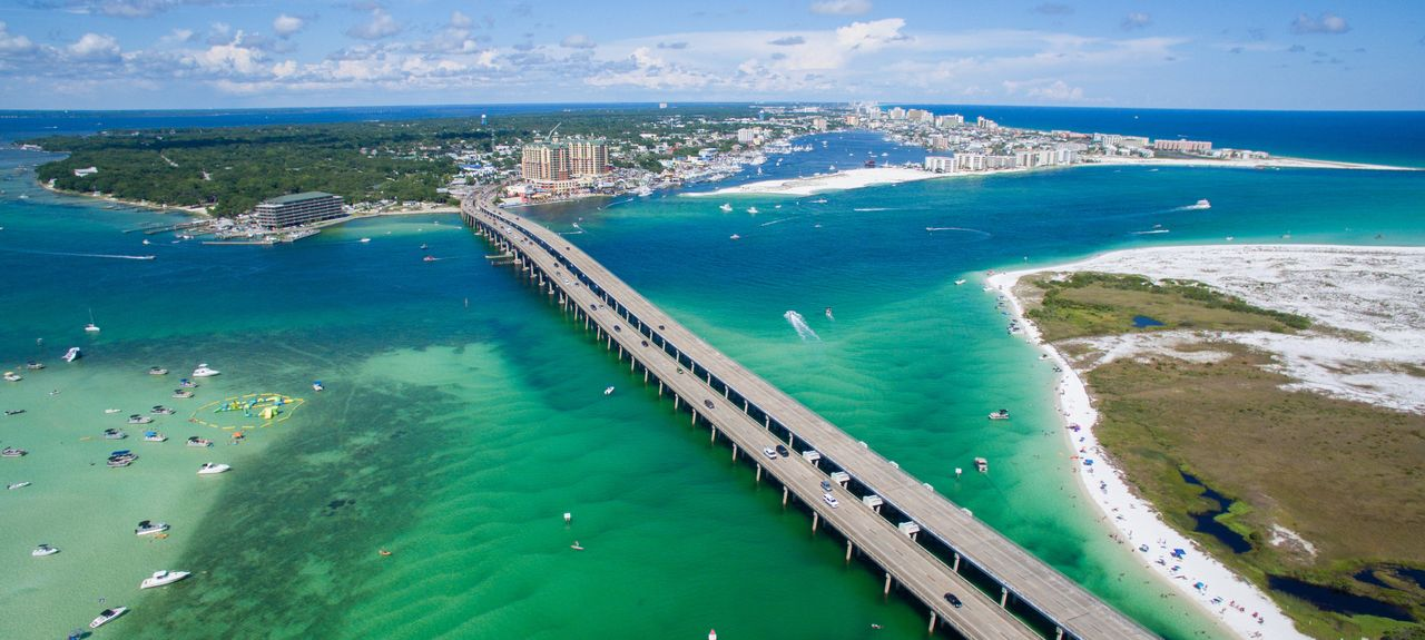 Emerald Coast Fl Usa