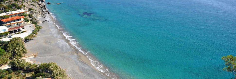Pacheia Ammos, Ierápetra, Creta, Grecia