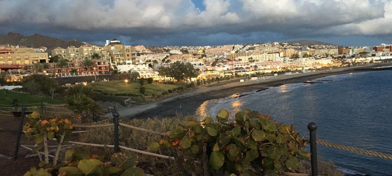 Troya Strand, Adeje, De Kanariske Øer, Spanien