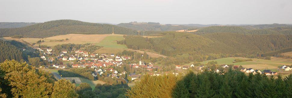 Gerolstein, RheinlandPfalz, Tyskland