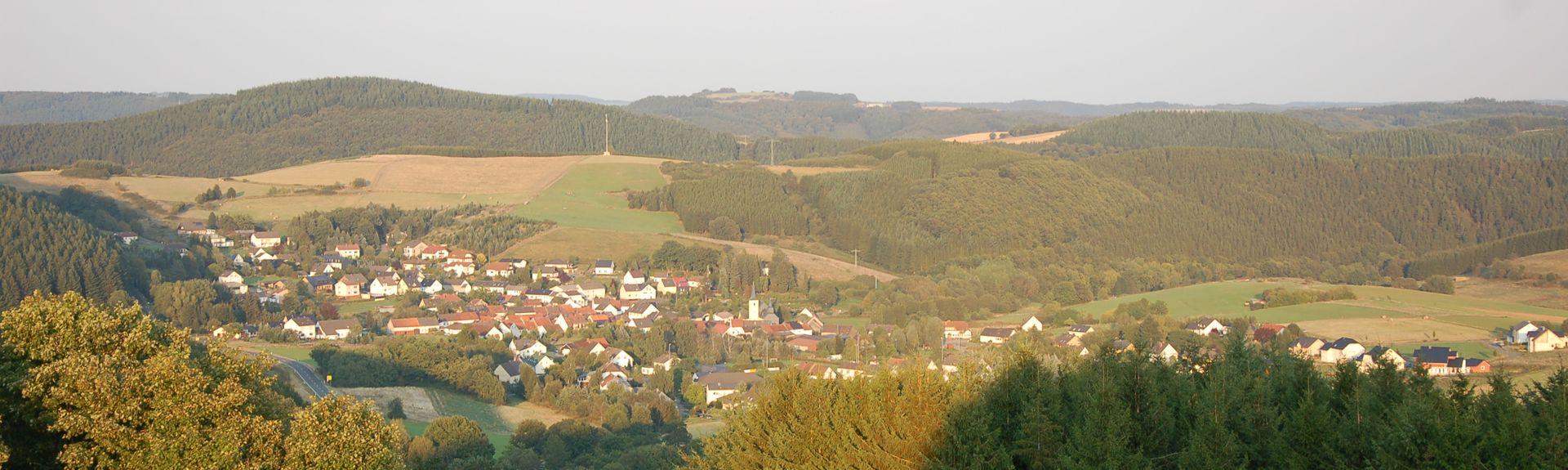 Gerolstein, Rhineland-Palatinate, Germany