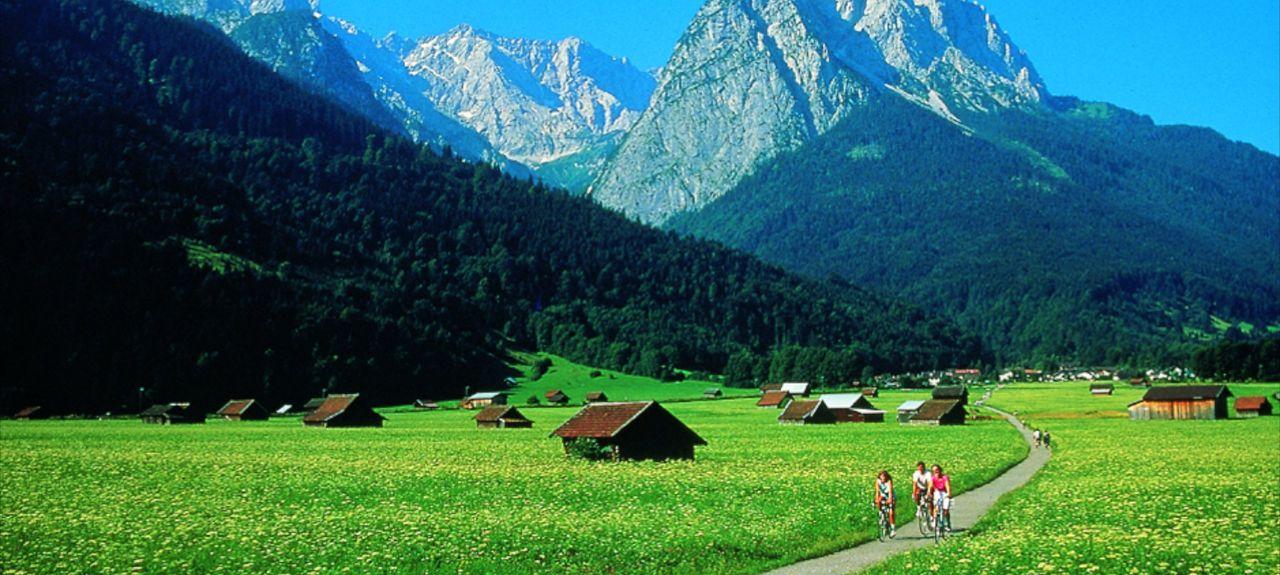 Leutasch, Tirol, Áustria