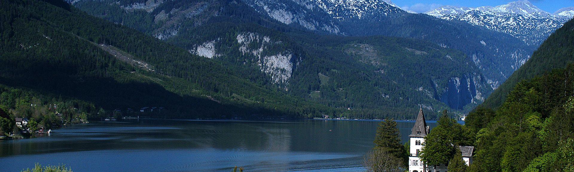 Hinterstoder, Haute-Autriche, Autriche