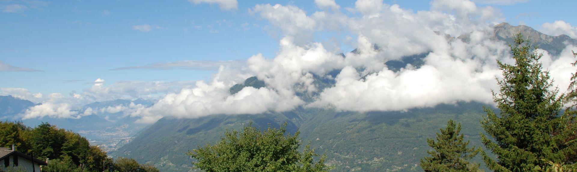 Roveredo, Gryzonia, Szwajcaria
