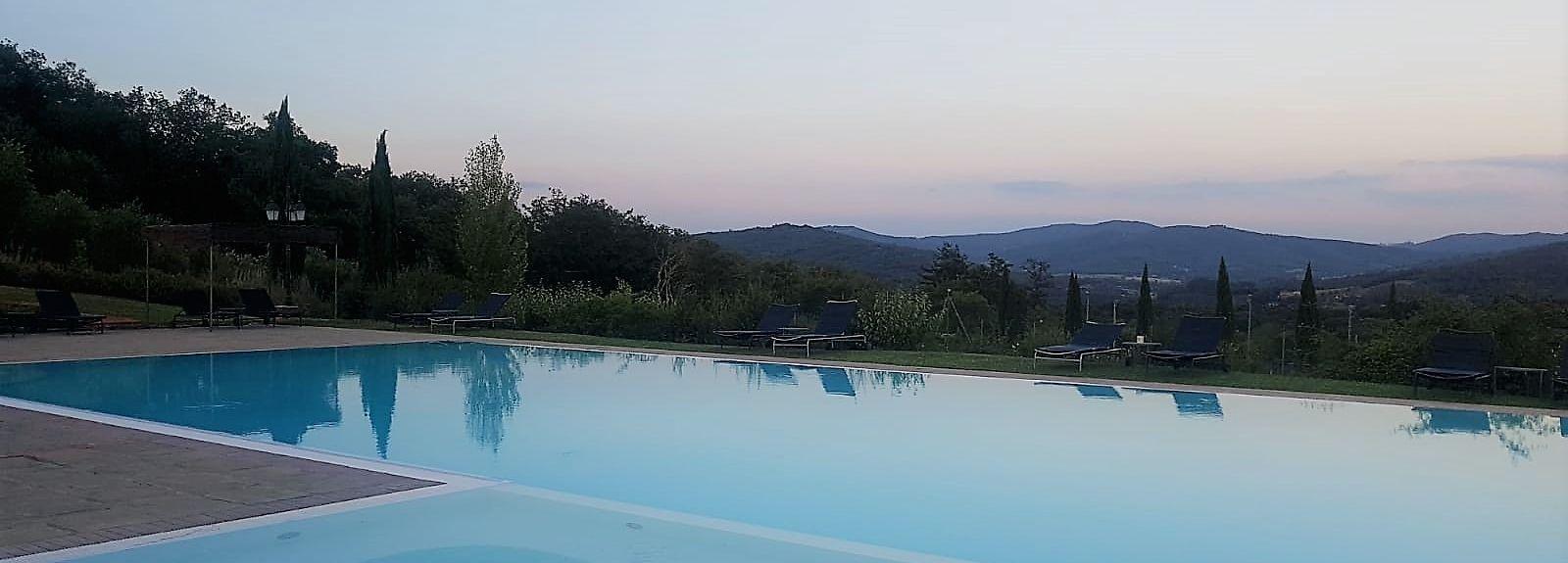 Montevarchi, Toscana, Italia