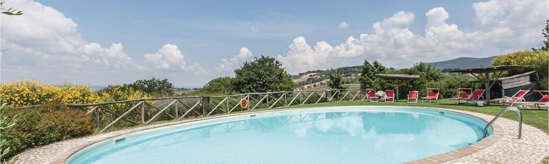 Civitella D'agliano, Viterbo, Lazio, Italy