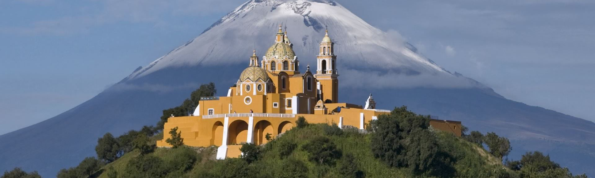 Cholula, Puebla, Messico