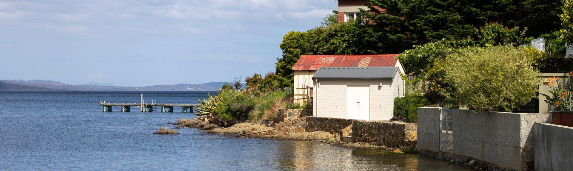 Sandy Bay, Hobart, Tasmania, Australia
