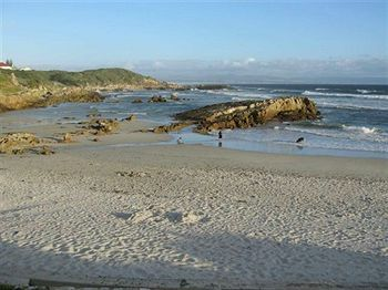 Hermanus Beach, Hermanus, West-Kaap, Zuid-Afrika
